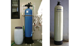 Domestic Water Softner